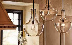 Kitchen Light Fixtures Over Table by Pendant Kitchen Lights Engelbrecht 3light Kitchen Island Pendant