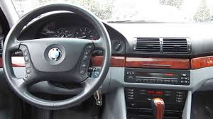 2002 bmw 530i white stock 5175a interior youtube