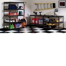 Lowes Shelving Furniture Menards Garage Shelving Edsal Shelving Black Wire