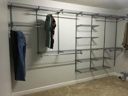rubbermaid configurations homefree closet system organize