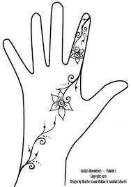 32 best simple hand designs henna images on pinterest henna