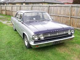 1966 rambler car classic 660