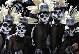 hollywood and halloween are changing mexico u0027s day of the dead