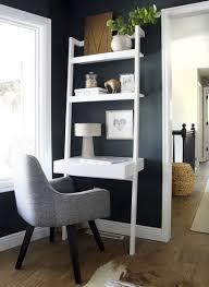 Corner Desk Idea My Own Corner Desk Idea Sawyer White Leaning Desk From