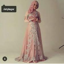model baju kebaya muslim 25 model kebaya muslim cantik modern terbaru