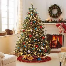 artificial christmas trees multi colored lights multi colored pre lit christmas trees 30 best best fake christmas