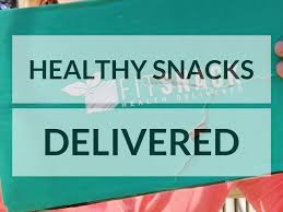 snacks delivered healthy snacks delivered to your door a paper arrow