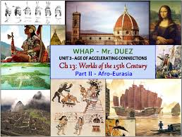 world history advanced placement with mr duez november 2015