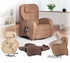 Mobility Armchairs Topro Verona Dual Motor Rise And Recline Armchair Bariatric Rise