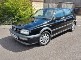 vw golf mk3 gti low mileage 10 month mot in cambridge