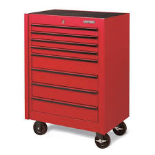 armstrong 30 in 8 drawer single bay industrial series rolling
