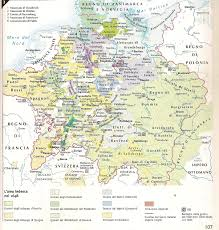 Holy Roman Empire Map File Italian Map Of The Holy Roman Empire After 30 Years War Jpg