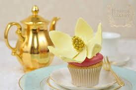 How To Make Decorative Chocolate How To Make A Chocolate Magnolia Flower