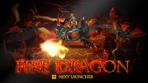 fire dragon next 3d lwp android apps on google play