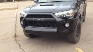 toyota 4runner 2017 toyota 4runner gets more off road models u2014 boss auto service