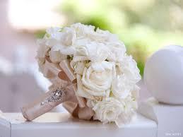 gardenia bouquet white gardenia roses bridal bouquet jpg