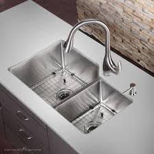 Stainless Steel Kitchen Sinks KrausUSAcom - Kitchen sinks usa