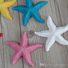 starfish decorations mediterranean style mini starfish decorating resin diy sea