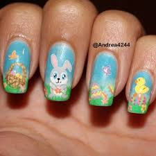 Easter Nail Designs 94 Best Easter Nail Designs Images On Pinterest Easter Nail Art