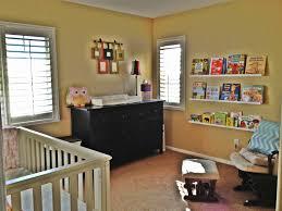 my baby u0027s room with hemnes dresser and diy bookshelves baby