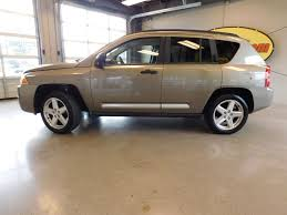 tan jeep compass 2007 jeep compass limited city tn doug justus auto center inc