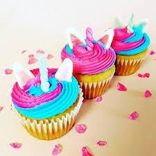 adorable unicorn cupcakes decorations tots family parenting