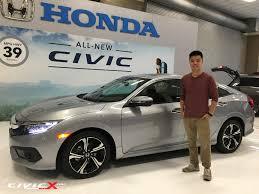 Honda Civic India Interior Official Lunar Silver Metallic Civic Thread 2016 Honda Civic