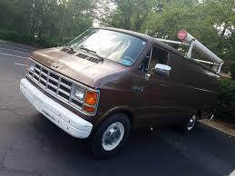 Dodge Ram Van - bangshift com fbi surveillance van