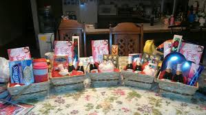 affordable gift baskets basket silent auction this sunday ablaze for jesus