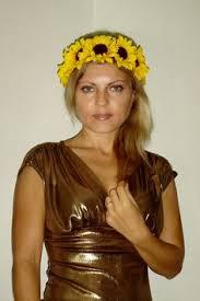 sunflower headband flower crown headband coachella festival accessory