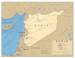 Map Of Turkey And Syria by Beyond The Media Hype Syria Martinsidwell Commartinsidwell Com