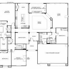 split bedroom house plans house plan inspirational split entrance plans 3 bedroom floor
