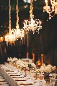 Decor Chandelier 27 Glamorous Chandeliers Wedding Decor Ideas Weddingomania