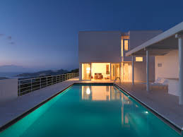 bodrum houses richard meier archdaily bodrum houses richard meier courtesy of courtesy of richard meier and partners
