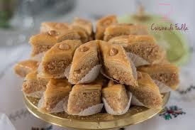 cuisine algerien baklawa gateau algerien steemit
