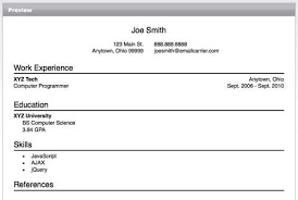 Google Docs Resume Builder Resume Example Google Resumes Builder Google Resumes Google Docs