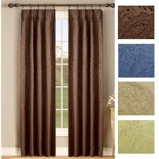 Pinch Pleat Drapes For Patio Door Pleated Curtains Pleated Drapes Altmeyer U0027s Bedbathhome