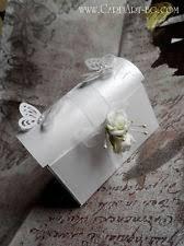 wedding invitation boxes wedding invitation box ebay