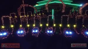 christmas light show 2016 messick s christmas light show 2016 featuring hark the herald angels
