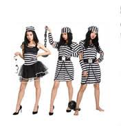 Prisoners Halloween Costumes Cheap Halloween Prisoner Costume Free Shipping Halloween