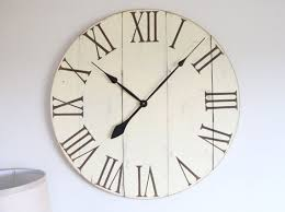 Best 25 Large Wall Clocks Vintage Wall Clocks Large Intersiec Com