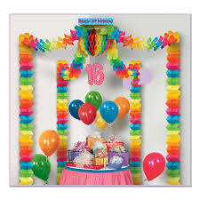 16th Birthday Party Ideas For Home Sweet 16 Birthday Party Supplies Canada Open A Party