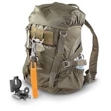 Rugged Backpacks Hq Issue Flight Shielded Backpack 427641 Military Style