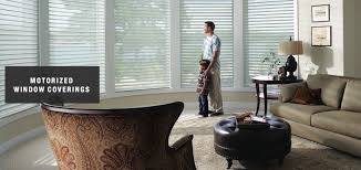 motorized window coverings in bedford heights c d michaels inc