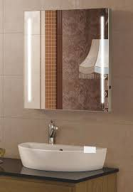 Bathroom Demister Mirror Only 171 99 If 7 Synergy Illuminated Mirror With Heated