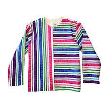 cotton ribbon vintage tachi castillo colorful cotton ribbon jacket made in