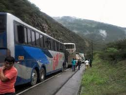 cerro de pasco noticias de cerro de pasco diario correo vehículos están varados en cerro de pasco por huelga en la oroya