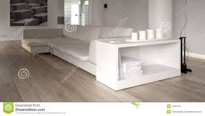 modern white sofa with bookcase royalty free stock images image