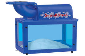 snow cone machine rental snow cone machine rentals bounce time party rental concession