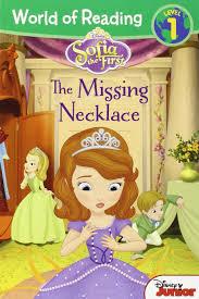 amazon reading sofia missing necklace